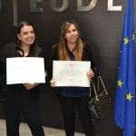 Alumnos del Programa de Desarrollo Internacional PDDI en EUDE