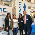 Los alumnos de EUDE estuvieron presentes en IMEX